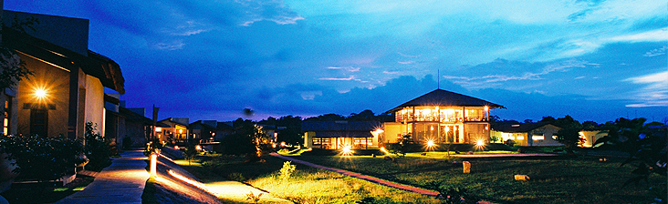 Sri Lanka Hotels - The Elephant Corridor