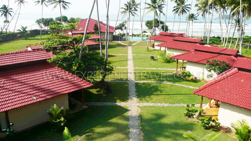 Sri Lanka Hotels - Weligama Bay Resort