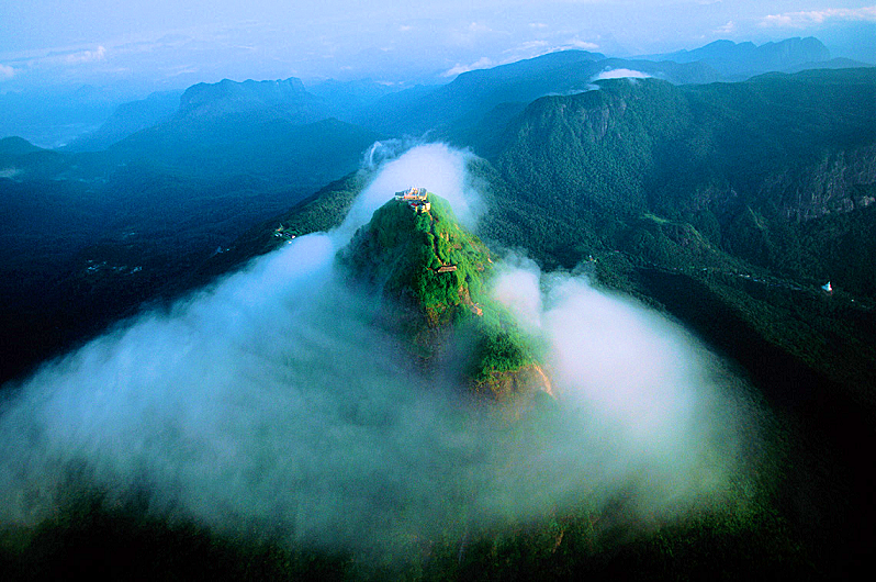 Sri Pada (Adam's Peak) Pilgrimage